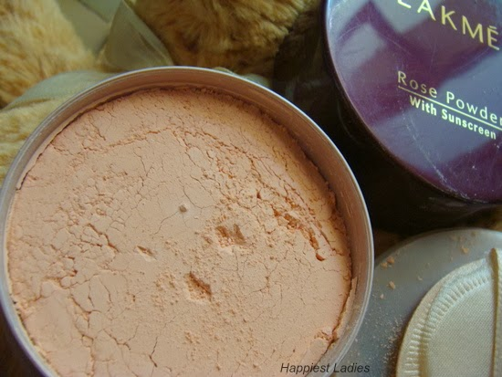 Lakme Rose Powde Soft Pink Review+compacr powder