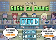 juegos de cocina sushi go round