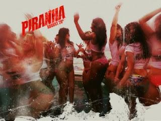 Wallpaper Film - Piranha