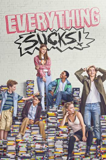 Everything Sucks! 1ª Temporada Torrent - WEB-DL 720p Dual Áudio