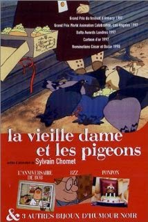 la vieille dame et les pigeons the old lady and the pigeons