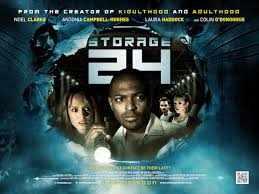 فيلم Storage 24 رعب