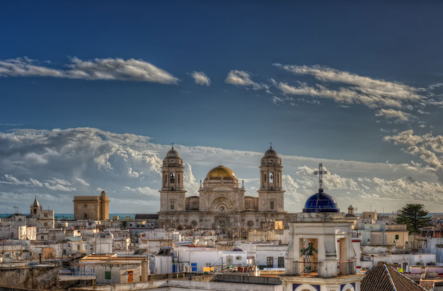 Испания,архитектура Испании,Кадис