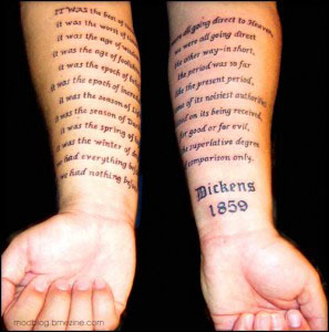 Scripture Tattoos