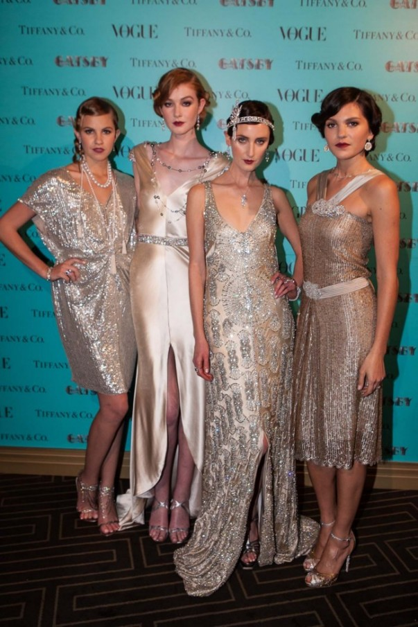 Tiffany and Co. x The Great Gatsby