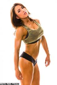 Aumentar masa muscular en mujer