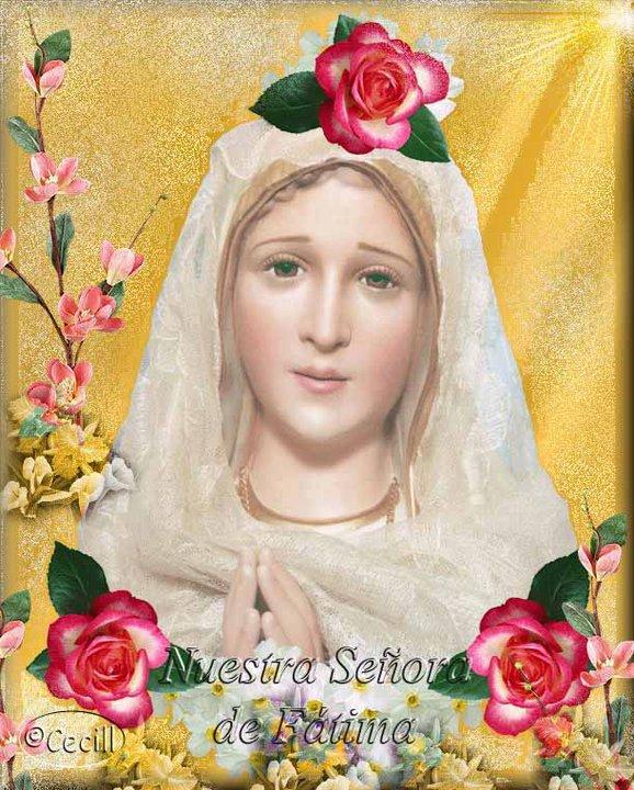 Historia de la Virgen de Fátima 2-2 - YouTube