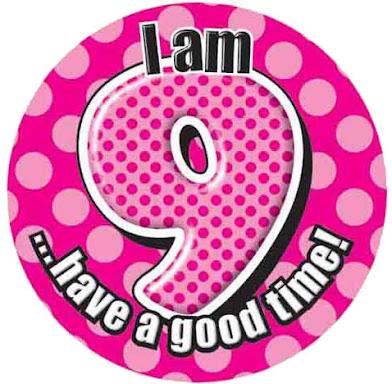 I am 9 (आज ९ वर्ष पूरे हो गए)