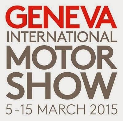 Salón del Automóvil de Ginebra 2015