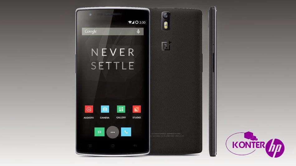 Spesifikasi Smartphone OnePlus One