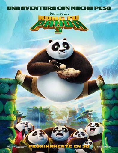 Ver Kung Fu Panda 3 (2016) Online