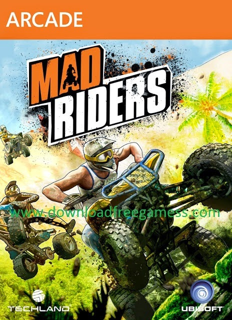 Download mad riders