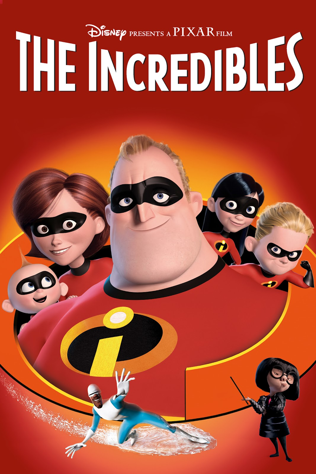 Incredibals the movie