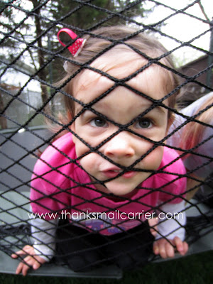 trampoline netting