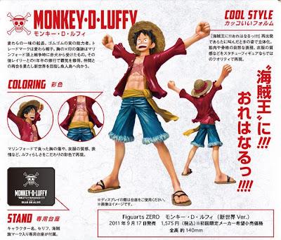 Figuarts ZERO Monkey D. Luffy