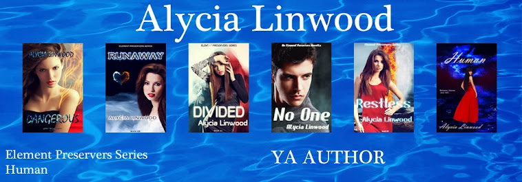 Alycia Linwood - YA Author