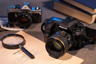 pentax k-3 обзор фото