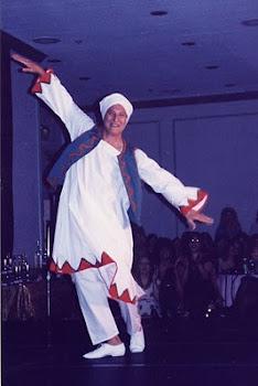 ENTREVISTA A  Mo GEDDAWI en la revista Añil danza oriental
