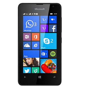 Buy Microsoft Lumia 430  for Rs.4495 after cashbak + Rs.300*  Cashback on Rs. 300 for 12 Months :Buytoearn