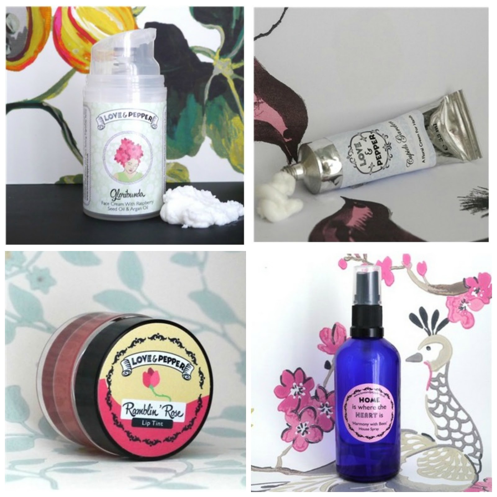 Introduction - Love & Pepper Skincare