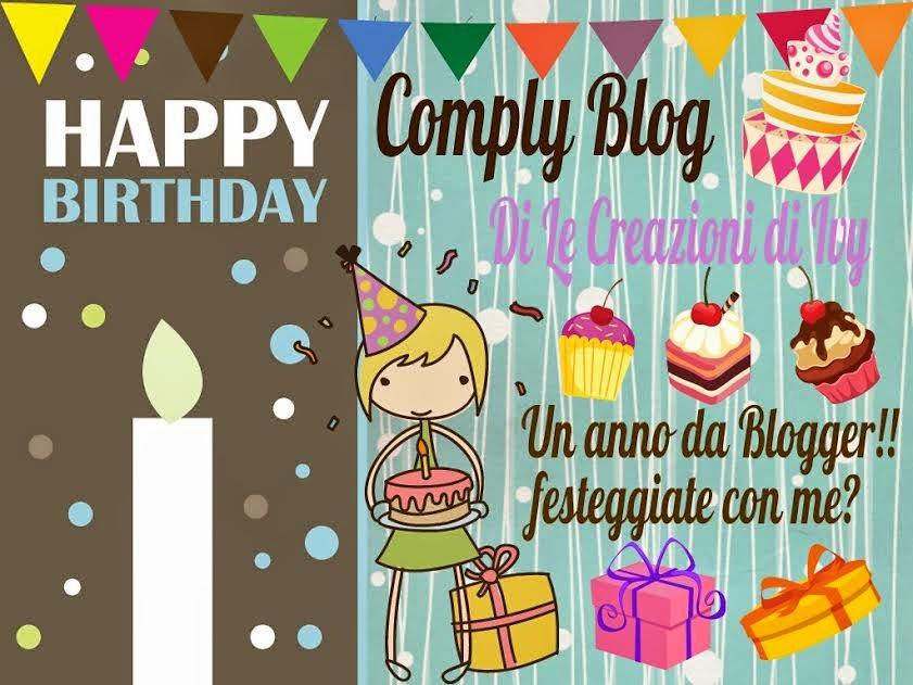 partecipo al Candy  Blog di Ivy