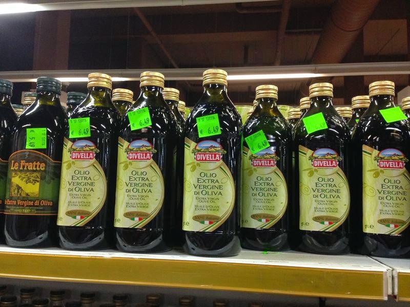 Isi italienischer supermarkt ludwigshafen