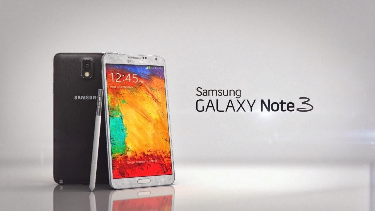 Fitur dan Spesifikasi Samsung Galaxy Note 3 SM-N900