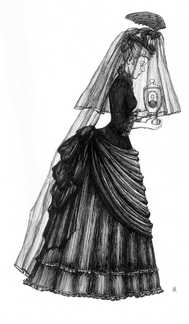 The Urn Widow