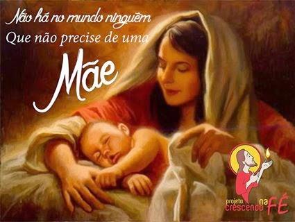 MARIA - A NOSSA MÃEZINHA