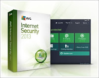 Free AVG Internet Security 2013 Full Version with Serial keys