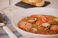Arroz de marisco