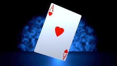 Thu choi xoay bai card spinning
