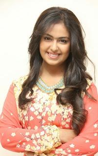 Actress Avika Gor Latest Picture Gallery at Lakshmi Raave Maa Intiki Trailor Launch 16