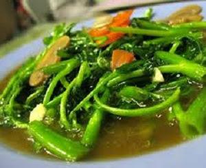 Resep Masakan Sayur Kangkung Saus Tiram