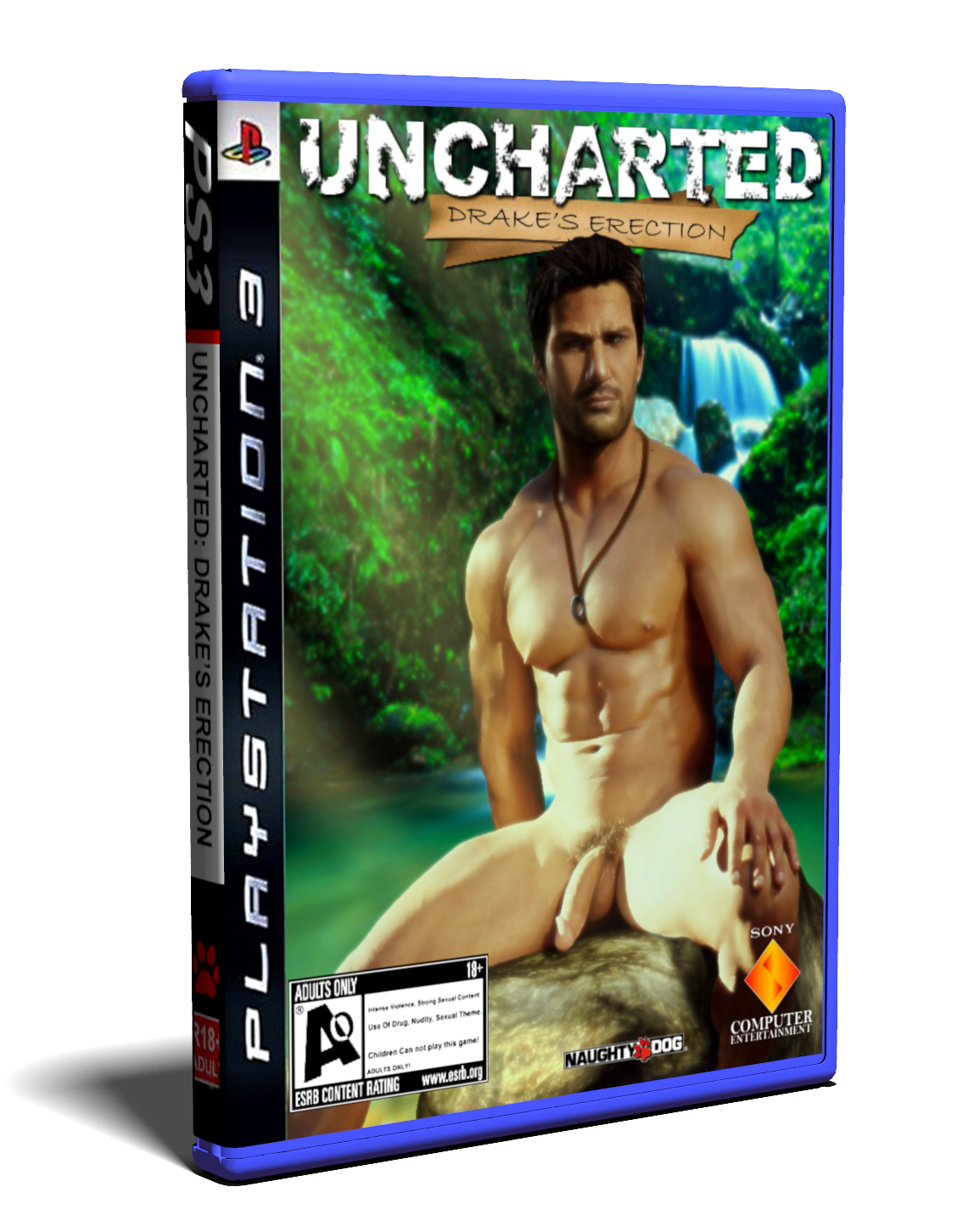 Uncharted nude mod adult video