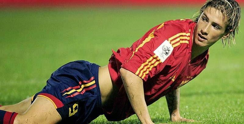Fernando Torres hot