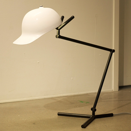 unique lamp