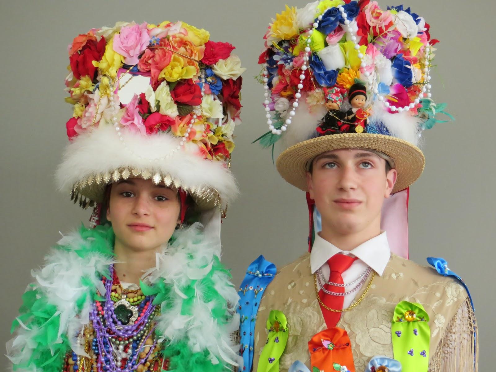 Madames y Galans, Carnaval de Cobres