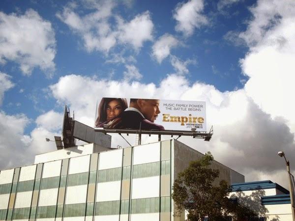 Empire season 1 billboard
