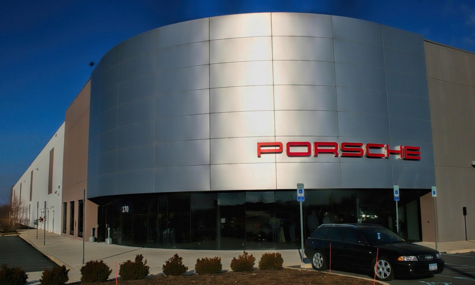 Porsche Building Hd Wallpapers Hd Wallpapers High
