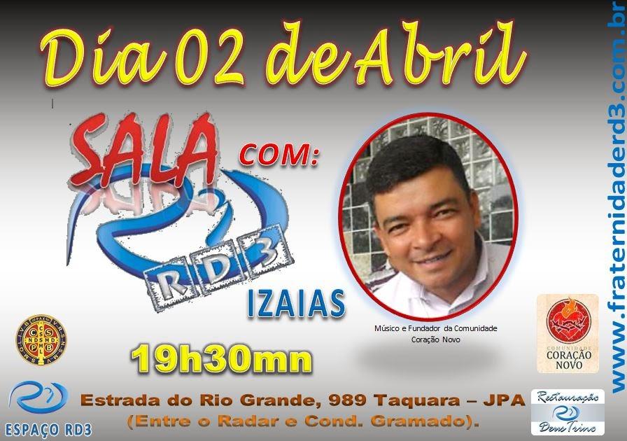 SALA RD3 - Comunidade Coração Novo