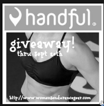 Handful giveaway