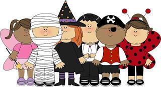 halloween clip art for kids