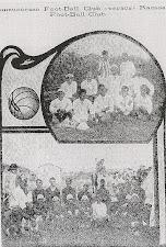 O Clássico da Leopoldina em 1914.