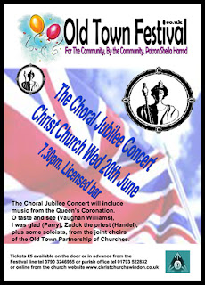 Old Town Festival Jubilee Choral Concert