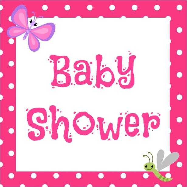 Imprime los carteles para tu Baby Shower | Ciruela Eventos