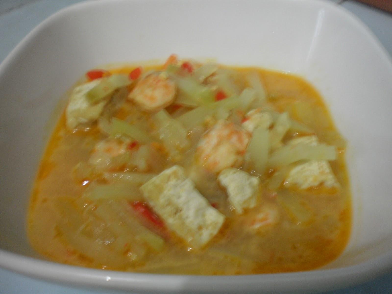Resep Sayur Labu Siam Dan Udang
