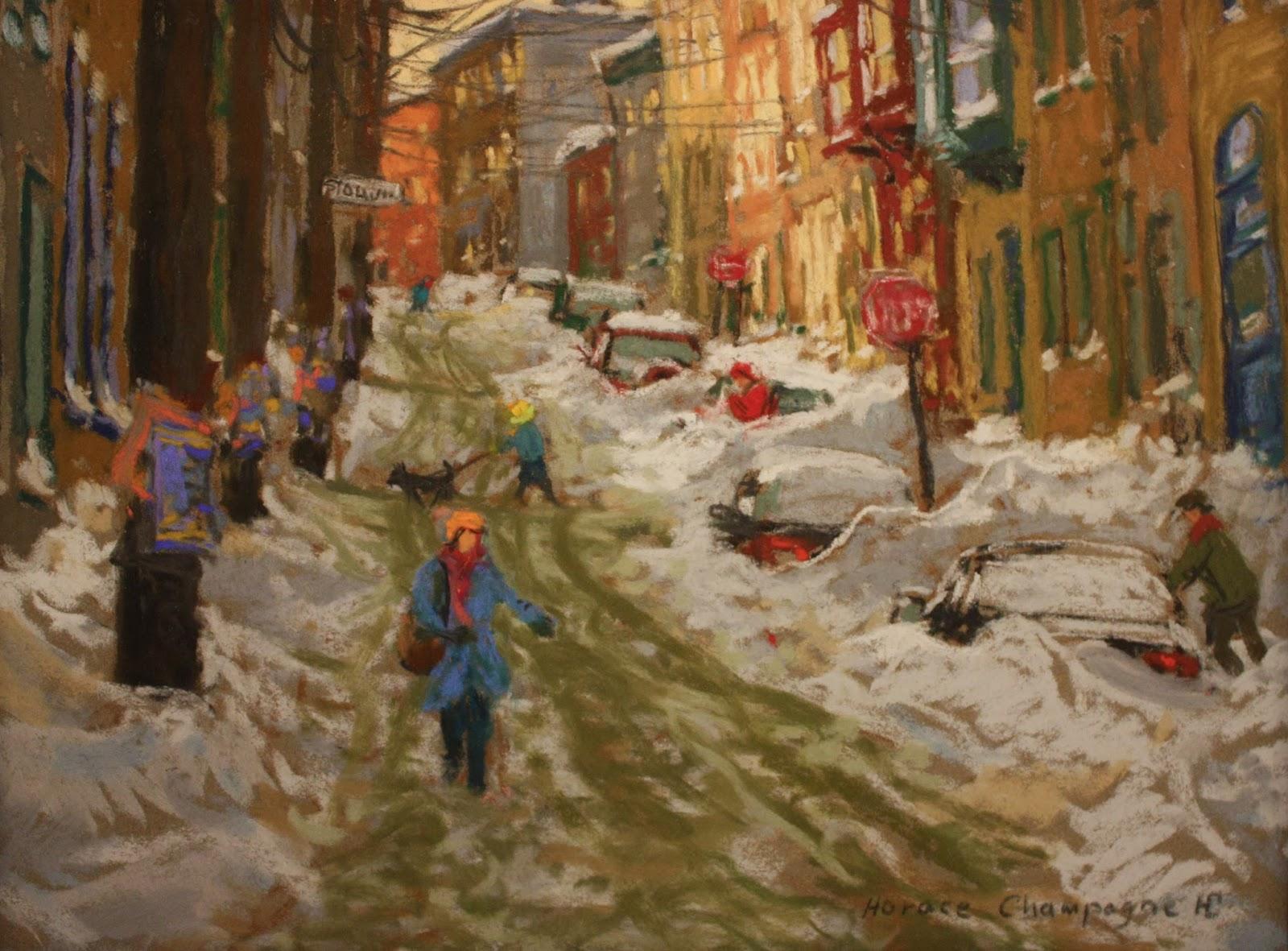 descriptive essay on winter wonderland