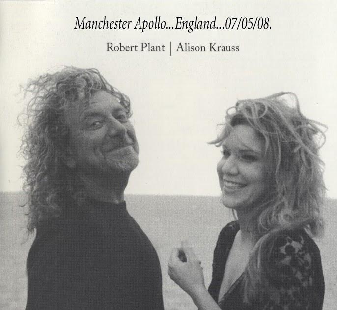 Robert Plant Alison Krauss Black Dog