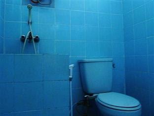 toilet diva melati villa puncak